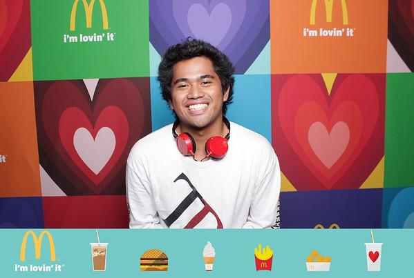 KCON - McDonald's Booth