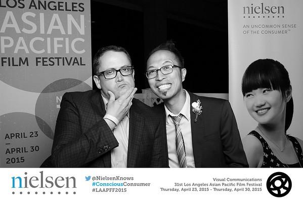Nielsen - Asian Pacific Film Fest Week #1